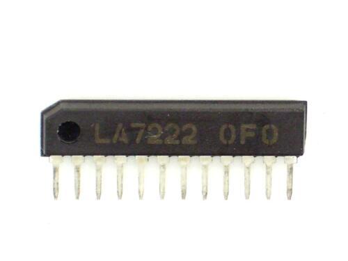 K91 1x IC LA7222 LA 7222