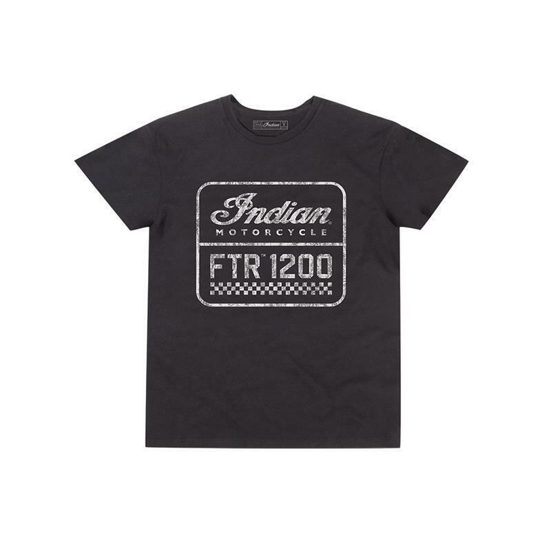 Indian Motorcycle FTR1200 Men's Logo T-Shirt