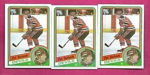 3-X-1984-85-TOPPS-90-DEVILS-PAT-VERBEEK-ROOKIE-NRMT-MT-CARD-INV-C1958
