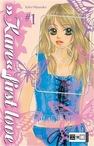 Kare First Love 01 von Kaho Miyasaka Shojo Manga Romantik Romance 1. Auflage
