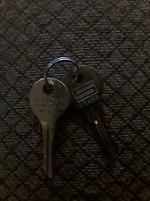 STEELCASE KEYS  FR 382 ALL NUMBERS IN STOCK FR 305-460 ANY 2 FOR $5.99