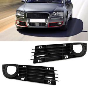 Rechte Stoßstange Nebelscheinwerfer Gitter Blende 4L0807490 Für 07-09 Audi Q7