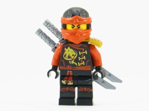 LEGO Ninjago™ Kai Skybound Red Ninja Minifigure Sky Pirate 2016