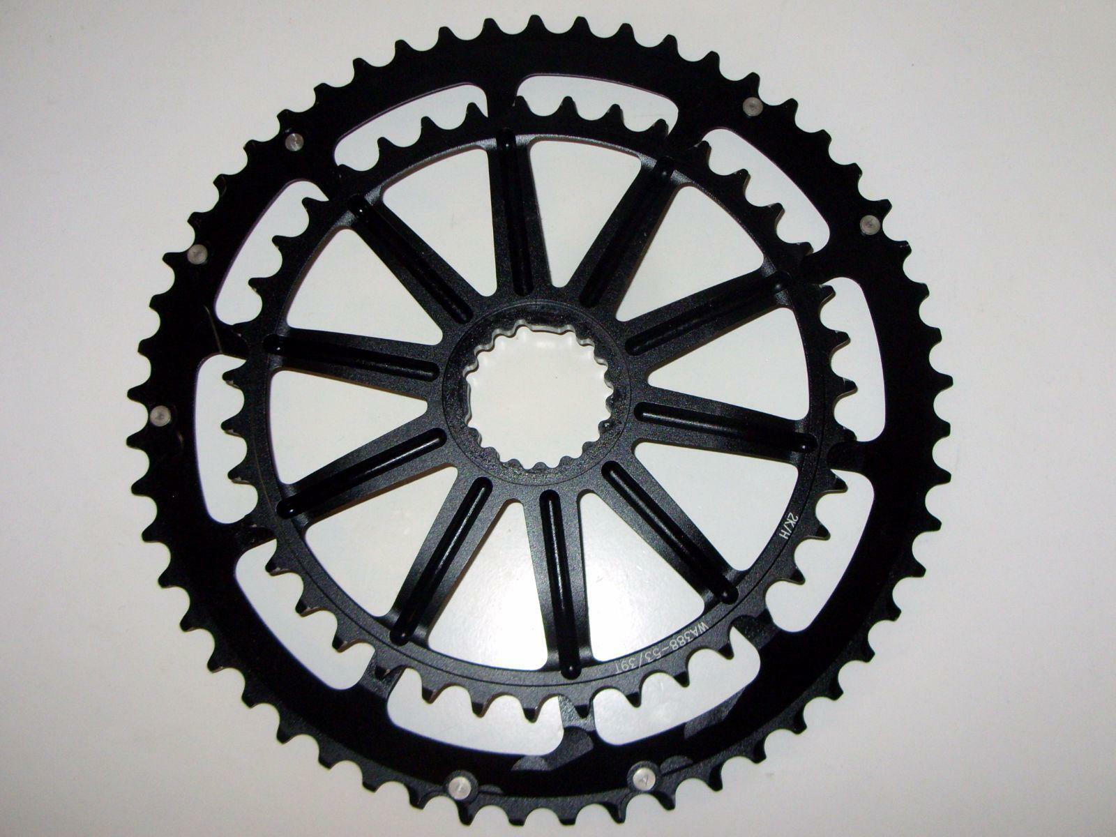 Cannondale SpideRing Road Chainring Standard 53 39T - KP244 OPI SISL2 SI