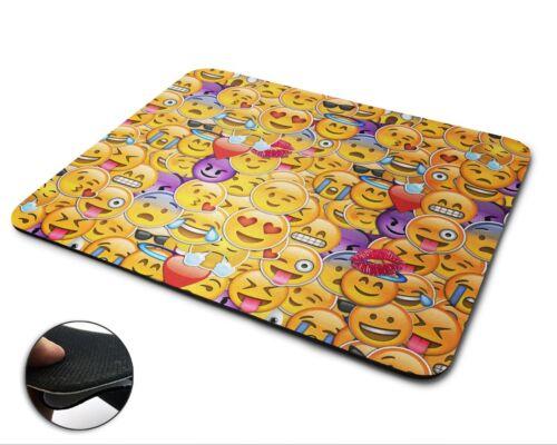 Mouse Pad Emoji Bomb Premium Quality Flexible Rubber Mouse Mat