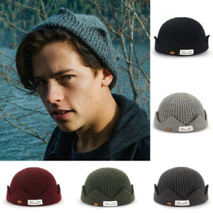 Men-Women-Couple-Crown-Knitting-Beanie-Hat-Cosplay-Knitted-Cap-Winter-Outdoor