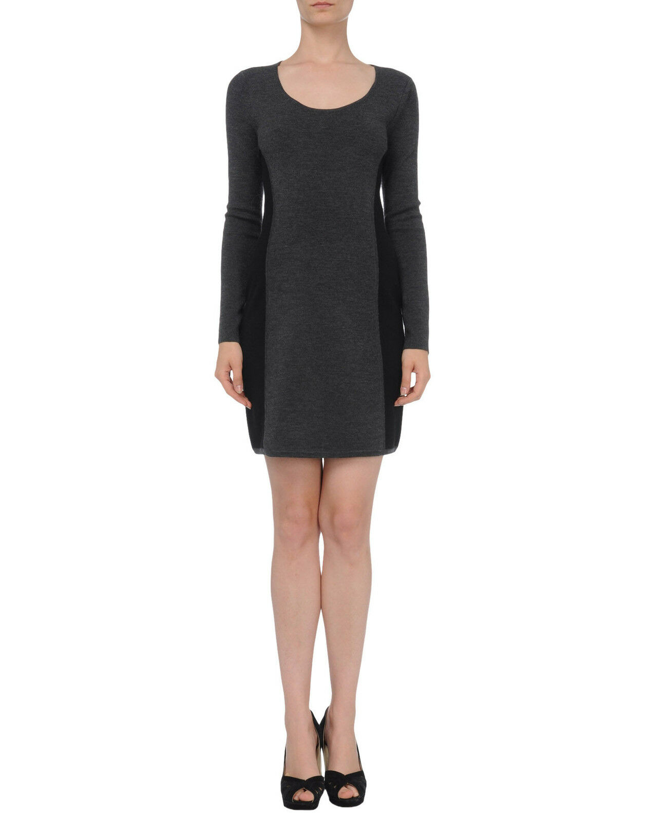 THEORY WOOL DRESS US 4. NWT   RRP