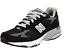 New-Balance-Made-In-USA-WR993BK-Running-Shoes-Black-Silver-Womens-SZ-7B thumbnail 1