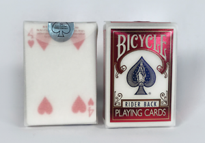Bicycle-Magic-Reveal-Playing-Cards-Limited-Edition-New-Sealed-Deck-USPCC