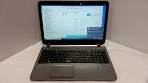 HP-ProBook-450-G2-15-6-034-i5-5200U-2-2GHz-8GB-RAM-500GB-HDD-Win10Pro