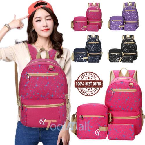 Women bags Backpack Girl School Fashion Shoulder Bag Rucksack Canvas Travel bags