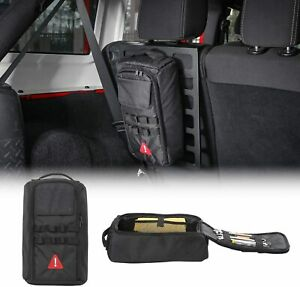 Car Trunk Storage Bags Organizer Tool Kit Pockets for Jeep Wrangler Accessories