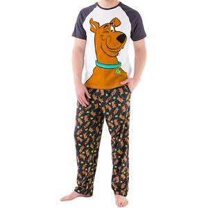 f6e5e8e990 Image is loading Mens-Scooby-Doo-Pyjamas-Scooby-Doo-Mens-Pyjama-