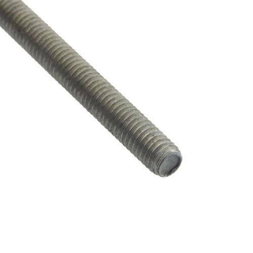 Gewindestangen Gewindebolzen Gewindestab DIN 976-1 12.9 Stahl blank 1m