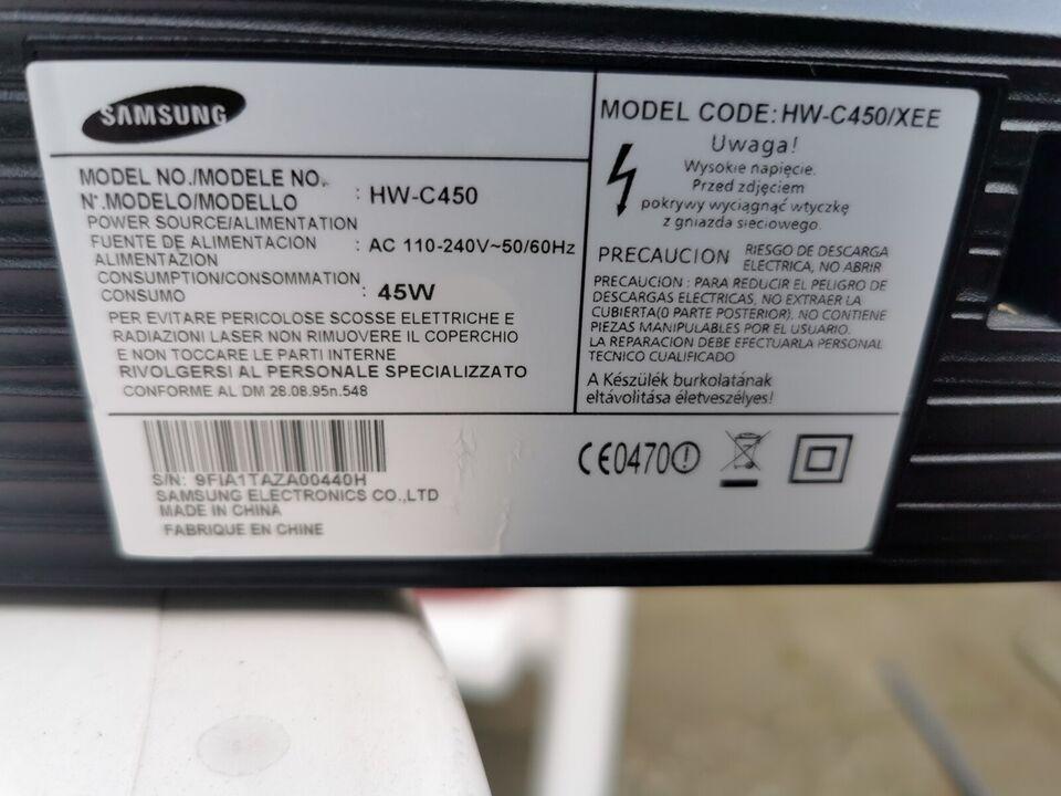 Subwoofer, Samsung, HW-F450