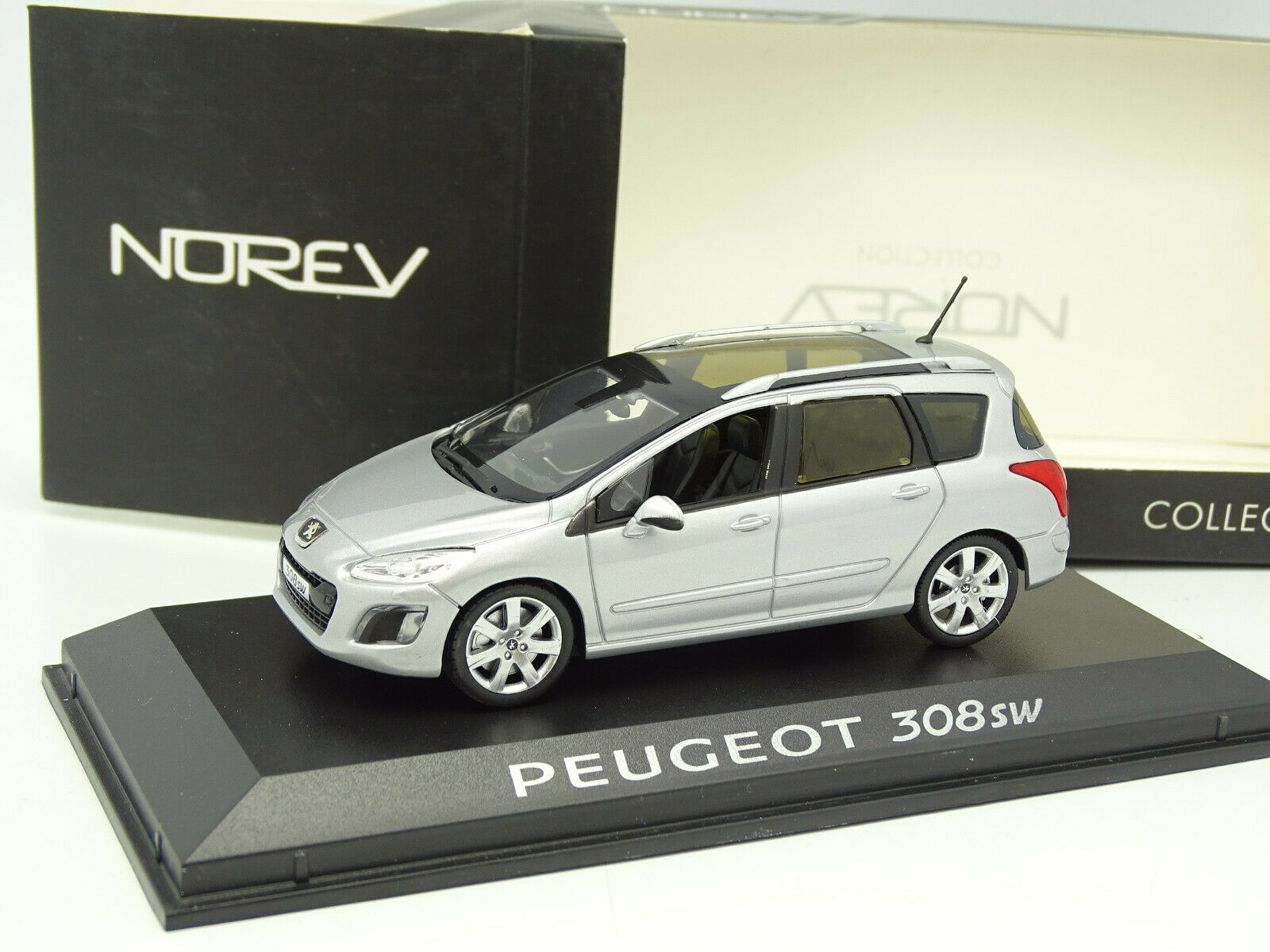 Norev 1 43 - Peugeot 308 Sw argento