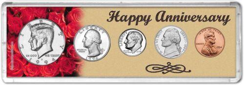 1994 Happy Anniversary Coin Gift Set