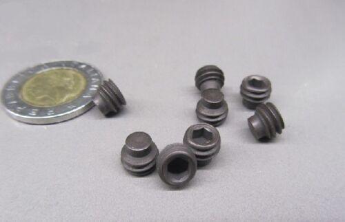 "50 Pcs Alloy Steel Half Dog Point Set Screw Extended Tip 5//16-18 x 1//4/"" Length"