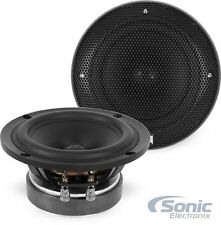 """NVX XSP525 80W RMS 5.25"""" X-Series Component Car Stereo Mid-Bass Driver Speakers"""