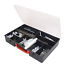 thumbnail 2 - Storage Case Tool Box DIY With Multi Compartments In 3 Good Sizes, Stackable