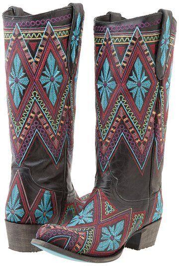 New in Box Lane Ladies Sunshine Round Toe Boot Black LB0177B Size 8.5 MSRP  380