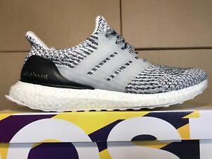 bf934dfb50675 Adidas Ultra Boost 3.0 Oreo Zebra Black White Ultraboost S80636 ...