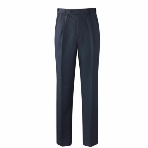 NAVY CONSTABLE WORK TROUSERS SIZES 28 30 32 34 36 HUGE BARGAIN