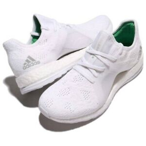 31663c7e4 ADIDAS PURE BOOST X ELEMENT WHITE WOMEN S RUNNING SHOES BB6084