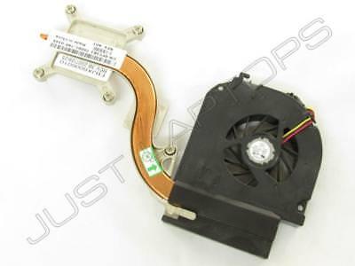 Genuine Dell Latitude D531 CPU Processor Heatsink /& Cooling Fan 0FT283 FT283