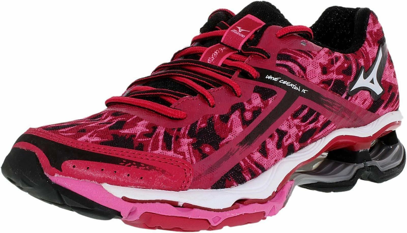 NEU Damenschuhe MIZUNO WAVE CREATION 15 RUNNING Schuhe - 6.5 / EUR 36.5 - AUTHENTIC