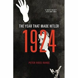 1924-The-Year-That-Made-Hitler-Range-Peter-Ross-New-condition-Book