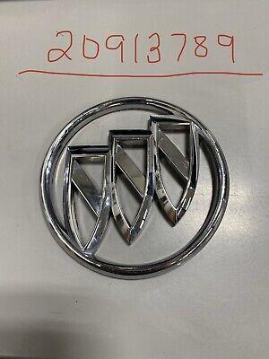 2012-2014 Buick Verano Rear Compartment Lid Verano Nameplate emblem new OEM