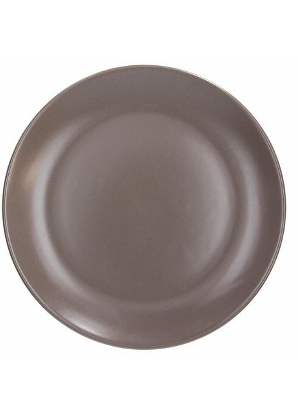 Piatti Tognana Fabric Tortora 817 Servizio da tavola 18 pezzi