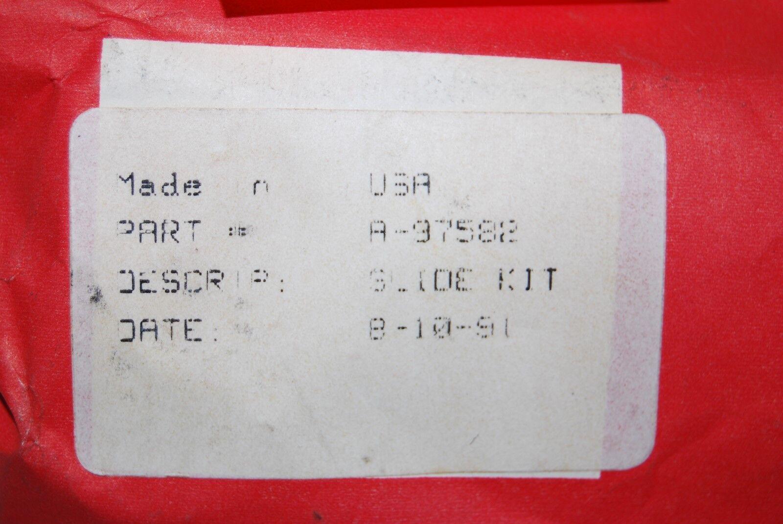 NEW HOMELITE SLIDE KIT      PN A97582