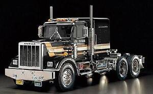 Tamiya-56336-1-14-Scale-RC-Tractor-Truck-King-Hauler-Black-Edition-Kit