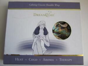 Dreamtime Calming Crescent Shoulder Wrap Aromatherapy Neck