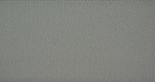 Band 1 m Elastic-Bund 38 mm Grau samtweiche O Gummi fest von Prym