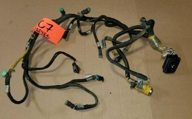 Caterpillar C7 Engine Wiring Harness 2464947 for sale online | eBayeBay
