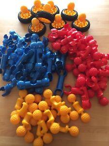 Jeu de construction Jr 78 pièces par Infini Toy