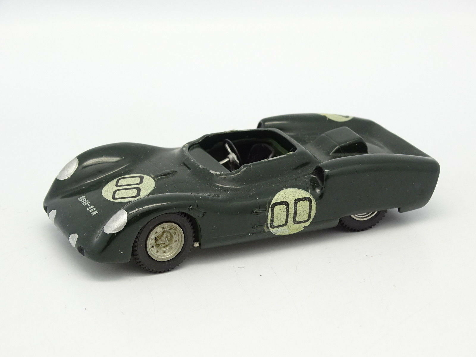 John Day Kit Assembled Metal 1 43 - Rover BRM Turbina No.00 Le Mans 1963
