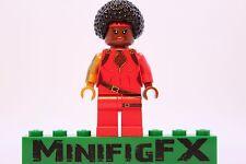 Lego MISTY KNIGHT Custom Printed Minifig Marvel Super Hero Netflix Luke Cage