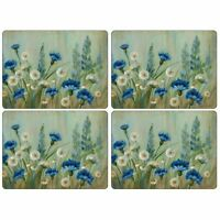 Pimpernel Fleurs Des Champs Placemats - Set Of 4, New, Free Shipping