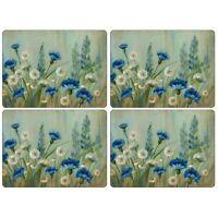 Pimpernel Fleurs Des Champs Placemats - Set Of 4, New, Free Shipping
