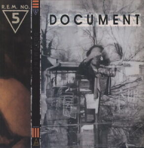 R-E-M-Document-New-Vinyl-LP-Ltd-Ed-180-Gram