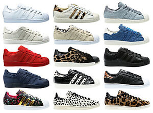 adidas superstar animal damen