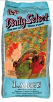 Pretty Bird Pellets Daily Select Large Parrot Food Macaw Bird Diet 40lb
