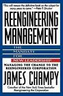 Reengineering Management by Jim Champy (Paperback, 1996)