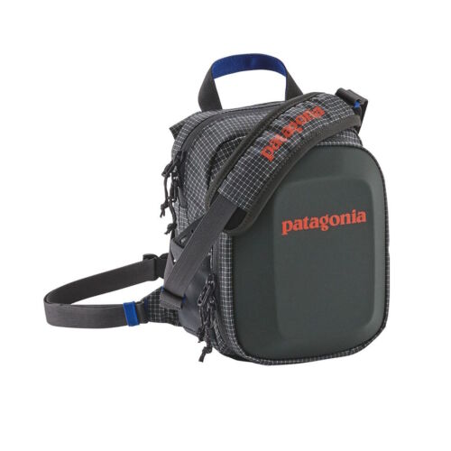 Patagonia Fly Fishing Stealth Chest Pack 4L Forge Grey