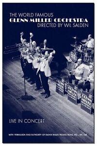 Glenn-Miller-Orchestra-034-Live-in-Concert-034-DVD-NUOVO