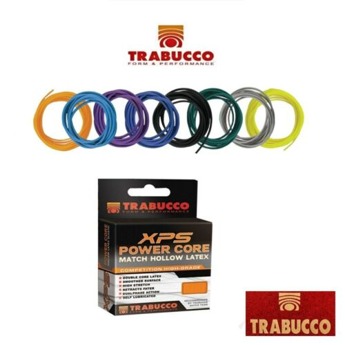 3.0 E MT 4.0 TRABUCCO ELASTICO CAVO XPS POWER CORE HOLLOW ROUBAISIENNE XPS MT